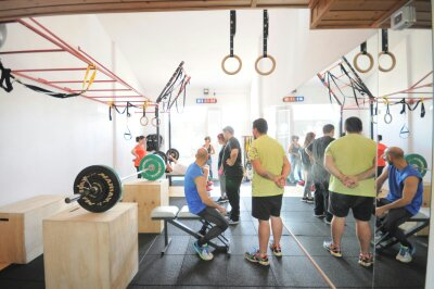 entrenamiento funcional chiclana